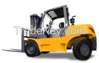 8Ton Diesel Forklift  With Chinese/ Imported Engine