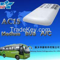 Hot sale 7-7.5m medium bus air conditioner AC15