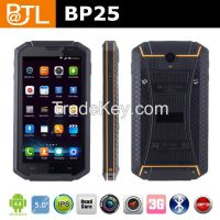 5.0 inch quad core ip67 Cruiser BP25 android dual sim reggued samrtphone