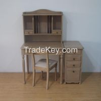 Neowiser pine children study desk