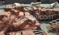 SGS approved copper wire millberry with high purity