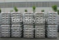 LME registed aluminium ingot 99.7%