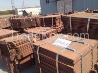 LME  grade copper cathode  with factory price