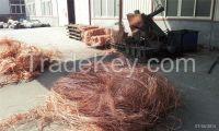 LME registed copper millberry copper scrap 99.9%