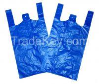 T-shirt plastic bags (HDPE/LDPE)