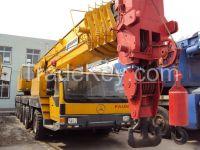 used TADANO truck crane 200ton