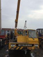 used KATO truck crane 25ton NK250E