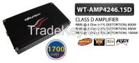 Amplifier 1500W Class D WT-AMP4246.15D