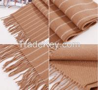 Wool scarf shawl swallow