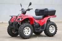 quad bike 500cc 4x4 EEC approval