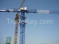 tower crane, construction hoist