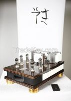 Eryk S Concept RED KING stereo tube amplifier