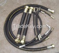 very hoter SAE 100R1  hydraulic hose (one wire braid)