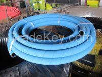 Fluorine rubber hose
