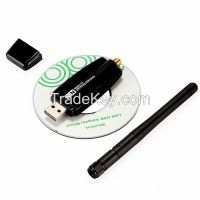 300Mbps USB Wireless Adapter WiFi Network Lan Card