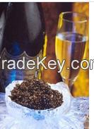 sturgeon and sturgeon caviar