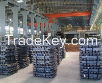 High Quality Lead Ingot 99.99%, Remelted Lead Ingots,(01)