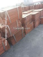 Copper Cathodes 99.99% Factory Price!!! from china