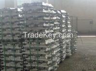 Aluminium Ingot 99.7%  Q3