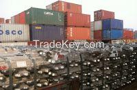 Aluminum ingot 99.7-99.9 factory price (A)