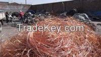 Grade A Copper Wire Scrap - Mill Berry 99.9% (A)