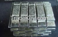Pure tin ingot 99.99% with high quality (A)