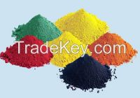 Iron oxide yellow/red  Q3