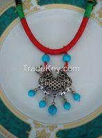 Necklace With Longevity Lock