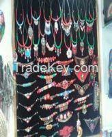 Chinese Traditonal Ethnic Fabric Bracelet