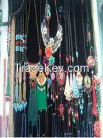 Chinese Traditonal Ethnic Handmade Necklace