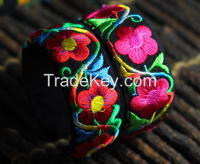 Chinese Traditional Fabric Bracelet