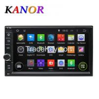 7inch Android 4.44 Quad Core No DVD Car GPS Navigation Autradio Stereo