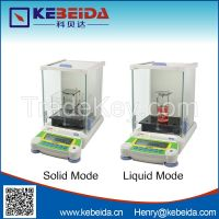 KBD-124S Apparent Solid and Liquid Density Tester
