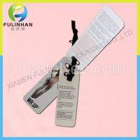 Custom Clothing Hang tags, Special paper hang tag, garment tags