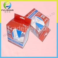 Paper Box with hanger