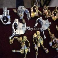 scaffolding fitting/clamps/couplers using to connect the tube for sale