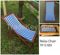 Beach chairs - beach furniture - outdoor furniture - deck chair