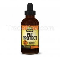PET PROTECT IMMUNITY SUPPORT LIQUID FOR CATS, DOGS & BIRDS (3.85oz) 114ml