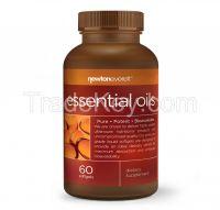 ESSENTIAL OILS 60 Softgels