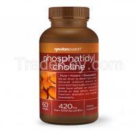 PHOSPHATIDYL CHOLINE 420mg 60 Softgels