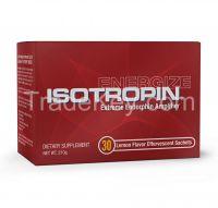 ISOTROPIN ENERGIZE 30 Effervescent Sachets