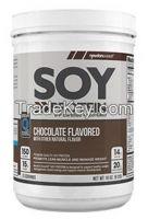 SOY PROTEIN POWDER (Chocolate Flavoured) (18oz) 512g