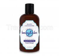 GENTLE BABY SHAMPOO & BODY WASH (Organic - Sweet Orange) (8oz) 240ml