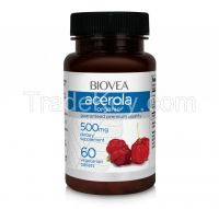 ACEROLA (Organic) 500mg 60 Tablets