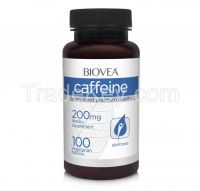 CAFFEINE 200mg 100 Tablets