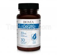 COENZYME Q10 (CoQ10) 30mg 30 Capsules