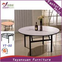 Dining Room Foldable Table for Sale with High Quality (YT-50)