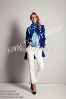 2015 new fashion short coat european style lady jacket, shirt, pants