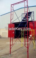 OEM service FRAME SCAFFOLDING Customer�s size is also available FRAME SCAFFOLDING