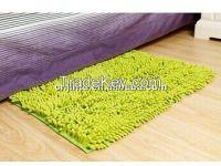 microfiber chenille floor mat